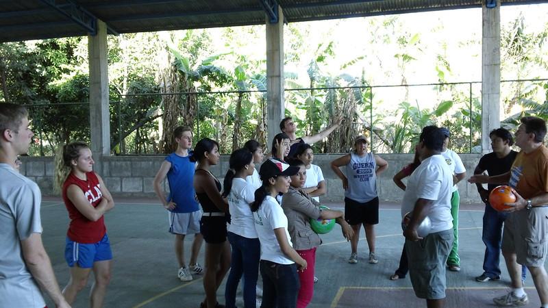 outreach Nicaragua