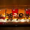 Capstone sign.  Photo by Shayre Rivotto.