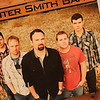 Hunter Smith Band Poster in Lobby.  Photo by Shayre Rivotto.