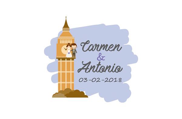 Carmen & Antonio - 3 febrero 2018