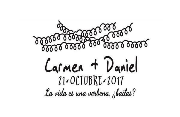 Carmen + Daniel - 21 octubre 2017