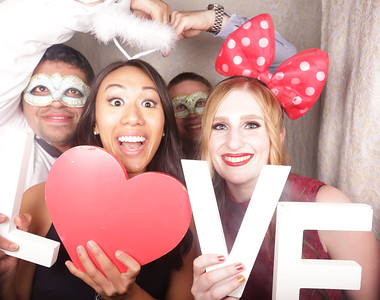 Carmen & Jason Photobooth Photos