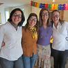Melindrosas Renata, Maria, Lucia e Adriana.
