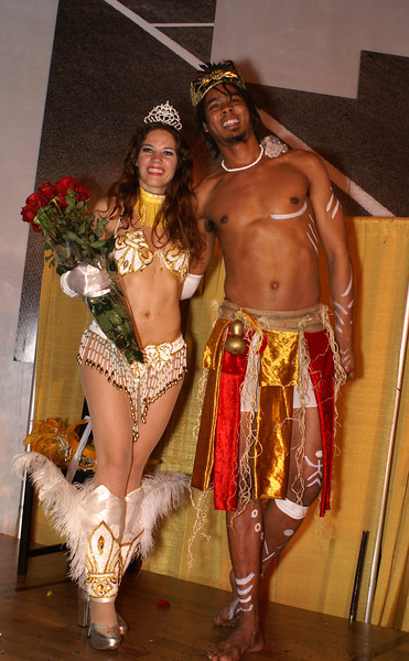 Carnaval King and Queen Competition 2007
