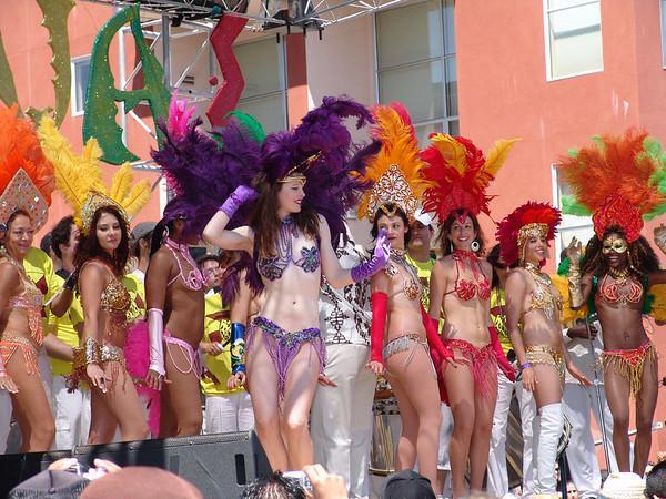 Carnaval San Francisco 2006 Parade