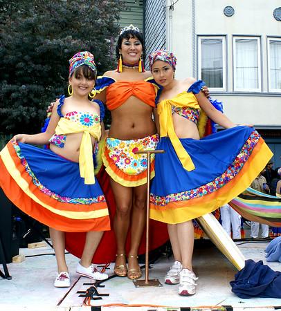 Carnaval San Francisco 2007 Parade