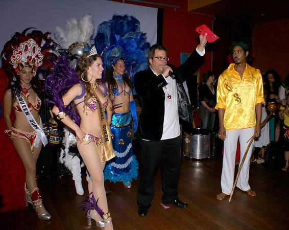 Carnaval San Francisco 2007 VIP Media Party