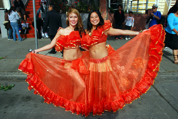 Carnaval San Francisco 2008 Parade