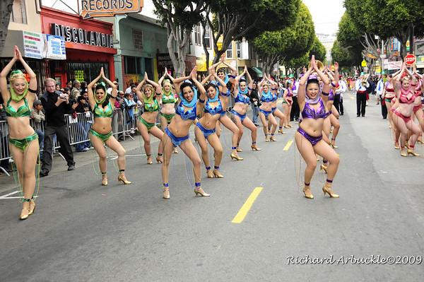 Carnaval San Francisco 2009 Parade