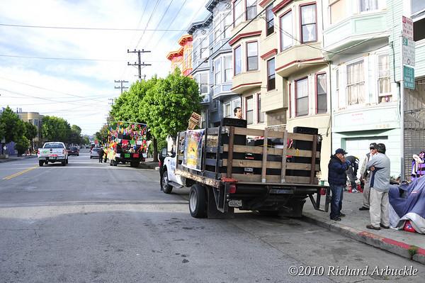 Carnaval San Francisco Parade 2010