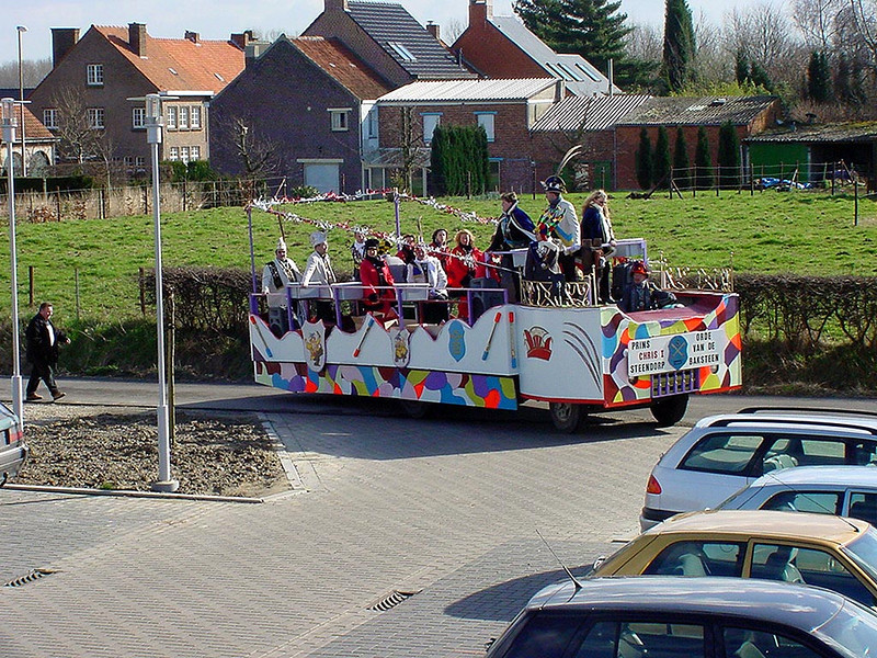 Steendorp carnaval 2004