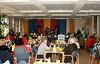 Steendorp carnaval 2005 - Bezoek woon- en zorgcentrum 't Blauwhof