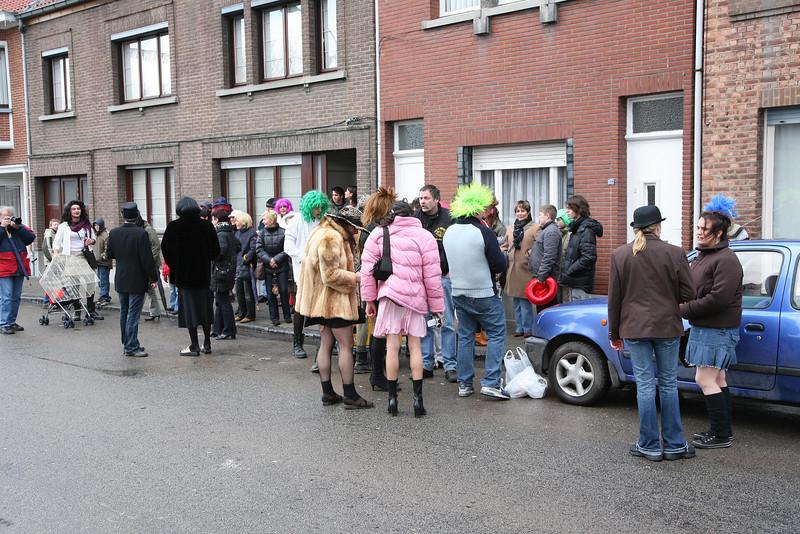 Steendorp carnaval 2006 - Matsjoefelen ommegank & Klos en Kloter verbranding
