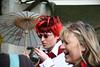 Steendorp carnaval 2007 - Matsjoefelen ommegank & Klos en Kloter verbranding