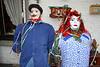 Steendorp carnaval 2008 - Matsjoefelen ommegank & Klos en Kloter verbranding