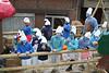 Sint Jannemanne - De Sint Jannemanne lopen een blauwtje