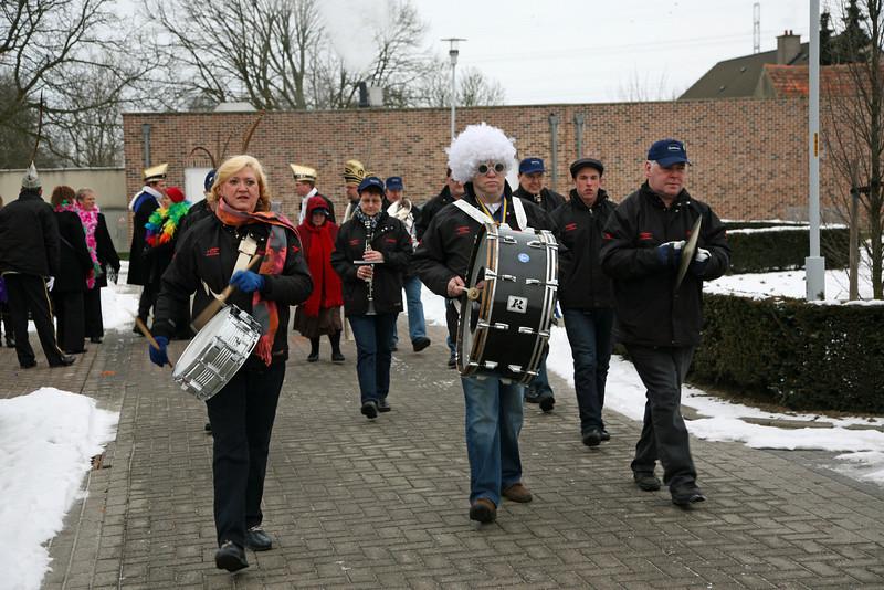 Steendorp Carnaval 2010 - Aanstelling Prins Thomas I