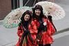 De Bekketrekkers - Wang Snee Wang, Hier de Kroepoek Clan