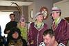 Steendorp Carnaval 2012 - Matsjoefelen Ommegank & Klos en Kloter Verbranding