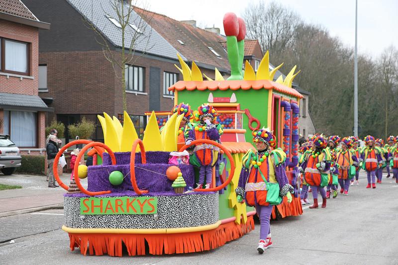 "SKV DE SHARKY'S - ""PARTY IN CANDYLAND"""