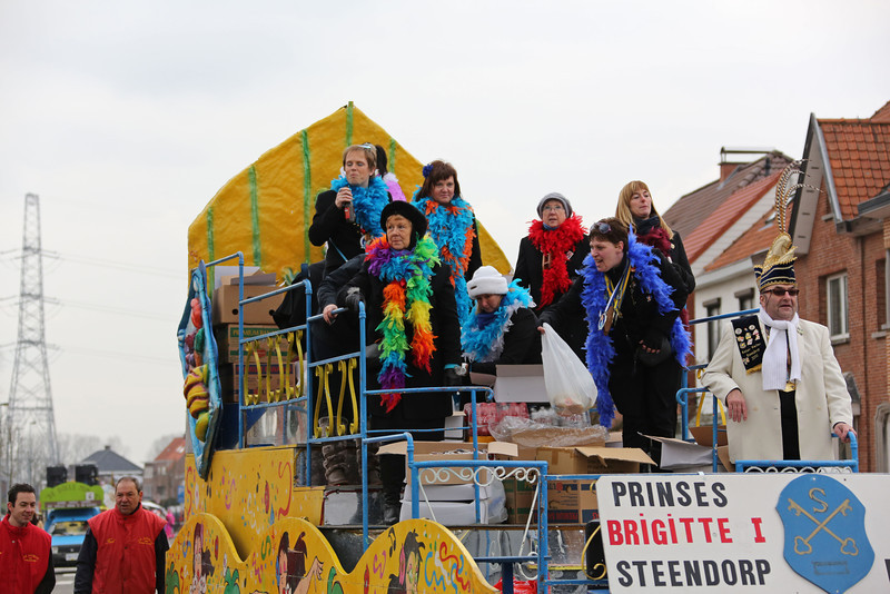ORDE VAN DE BAKSTEEN - PRINSES BRIGITTE I