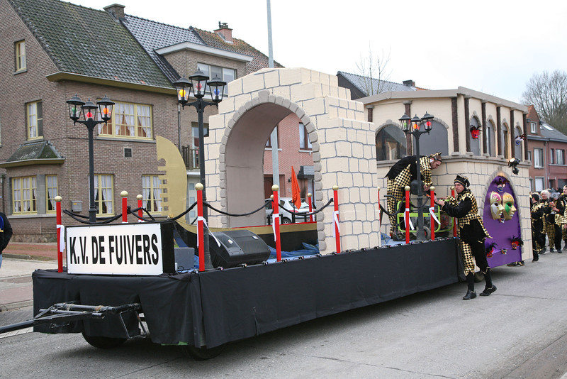 K.V. DE FUIVERS - VENETIAANS PLEZIERE MET DE FUIVERS VAN HIERE
