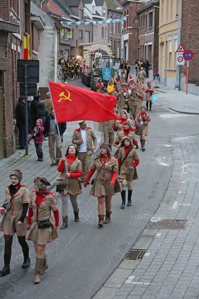 DE BEKKETREKKERS - FROM RUSSIA WITH LOVE