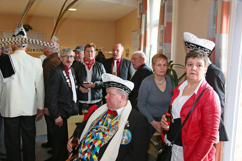 Steendorp Carnaval 2014 - Aanstelling Prinses Brigitte I