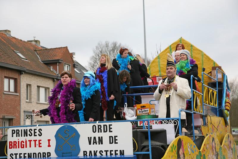 ORDE VAN DE BAKSTEEN - PRINSES 'BRIGITTE I'