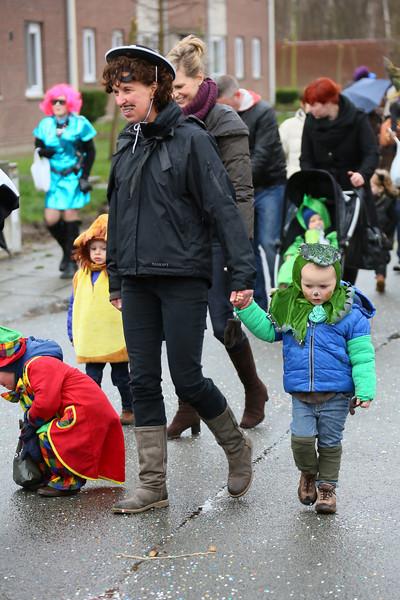 Steendorp Carnaval 2014 - Kindercarnaval
