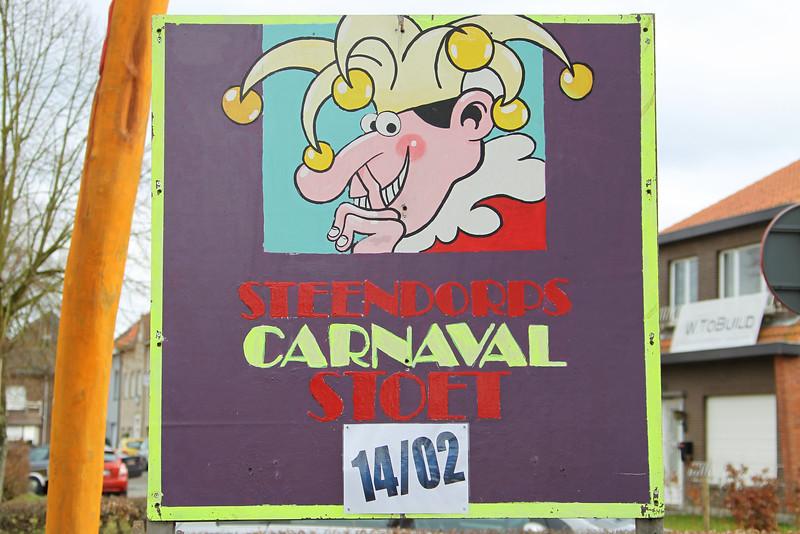 Carnavalstoet Steendorp 2015