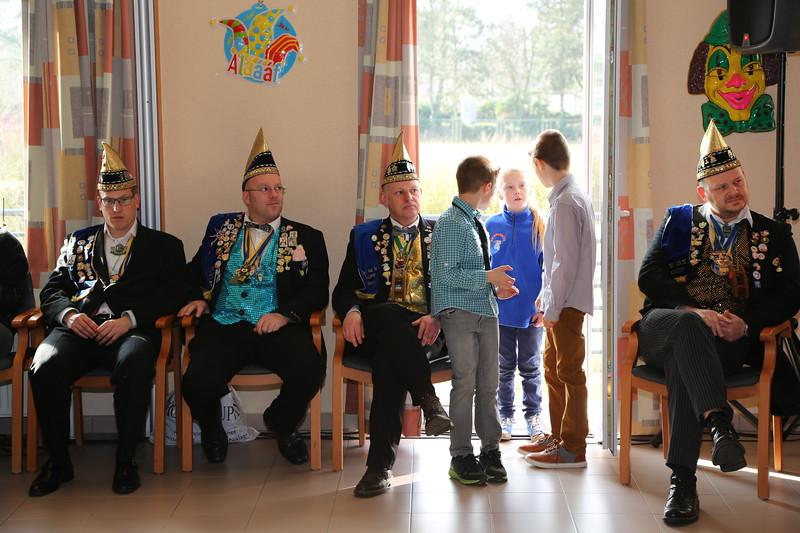 Officiële aanstelling van Prins Gregy I in Steendorp op zaterdag 18/02/2017