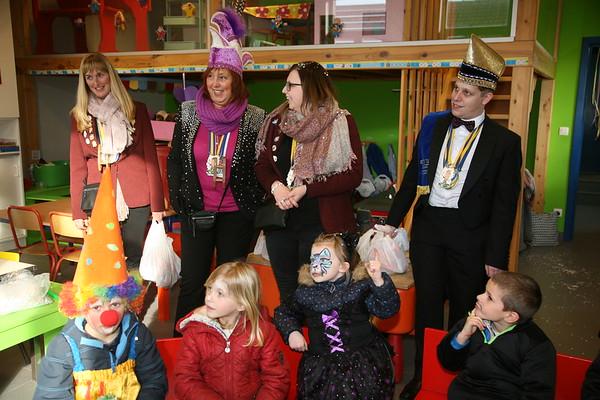 Kindercarnaval in Steendorp - 24/02/2017