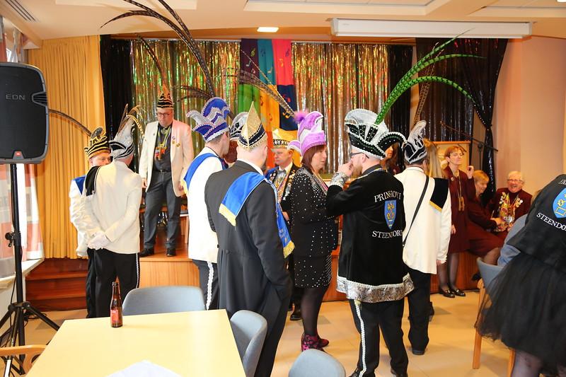 Aanstelling Prins Roy I - Zaterdag 03/02/2018