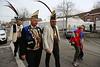 Steendorp Carnaval - Afhalen Prinses Shauni I en Keizer Roy I