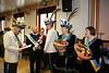 Steendorp Carnaval - Afhalen Prinses Anneke I, Ere Dame Sandra en ere Jonker Wim