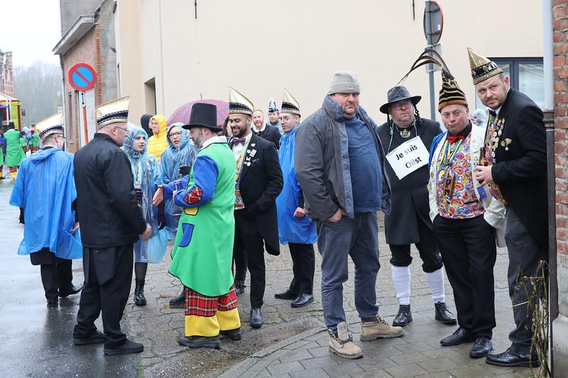 Carnavalstoet Steendorp