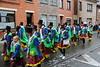 Carnavalstoet Steendorp - DULLE LULLEN EN POESJES - DE DULLE LULLEN & POESJES HANGEN DE CLOWN UIT