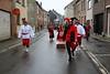 Carnavalstoet Steendorp - DE DUVELSE BUSVRIENDEN - LE CHEVAL DE BRIQUEVILLE