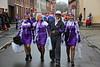 Carnavalstoet Steendorp - K.V. DE DOLLE MINA'S - CHARLESTON DANCERS