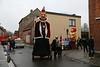 """Carnavalstoet Steendorp - ORDE VAN DE BAKSTEEN  - REUS """"KEIZER KAREL I"""" & REUS MIE MATSJOEFEL"""