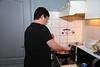 Matsjoefelen ommegank en Klos & Kloter verbranding