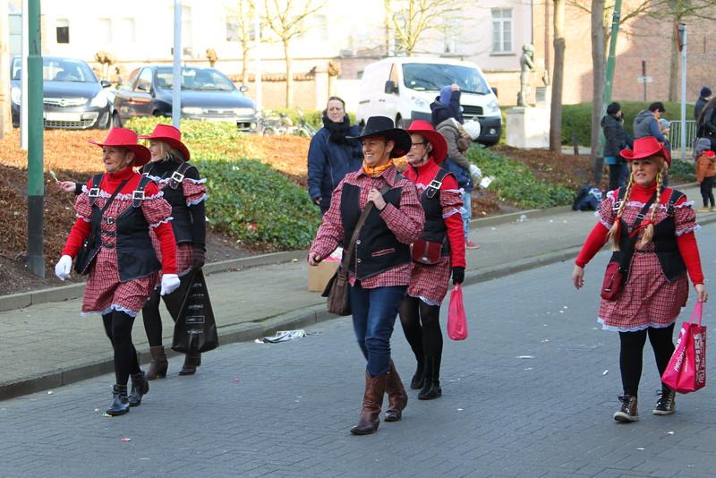 Carnavalstoet Temse 2016