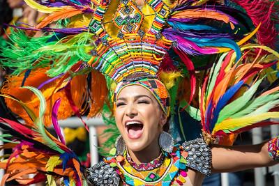 Carnival Barranquilla, Colombia