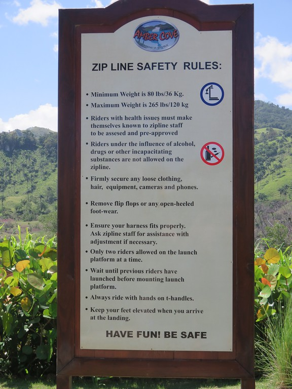 Questions About The Zipline At Amber Cove Carnival Cruise Lines Cruise Critic Community