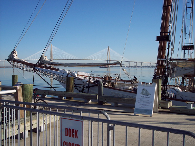 Antique sailboat owned by a nonprofit organization