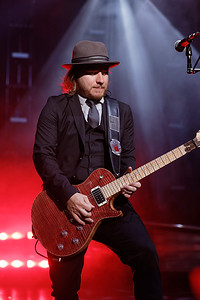 Shinedown live at DTE on 8-18-2016. Photo credit: Ken Settle