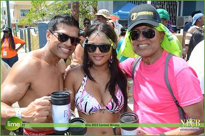 Bliss 2015 Carnival Monday
