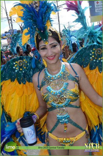Bliss 2015 Carnival Tuesday
