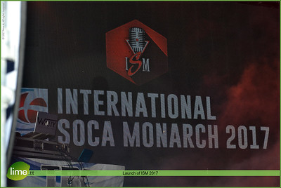 Launch of International Soca Monarch 2017